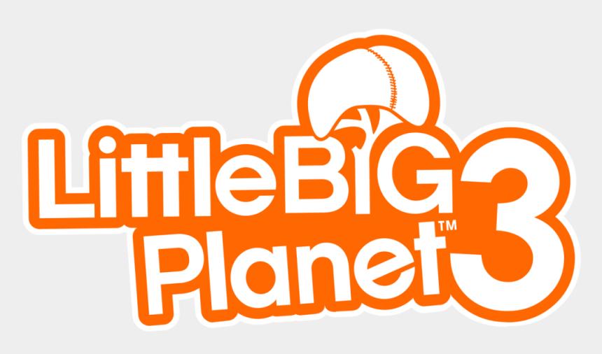 platform 9 3/4 clipart, Cartoons - Little Big Planet 3 Logo