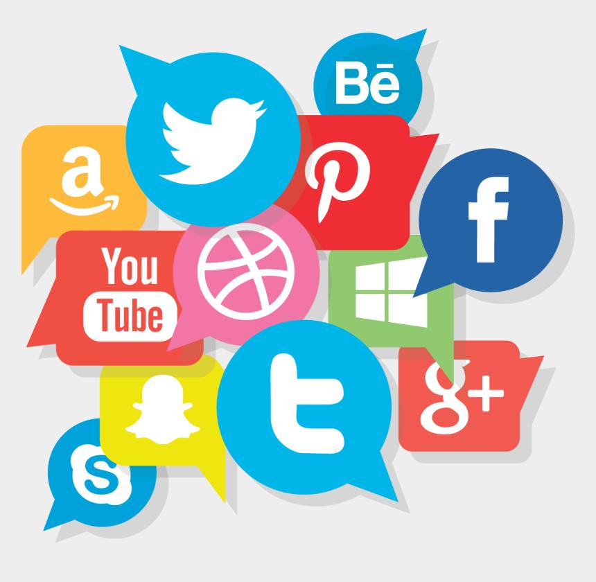 do you need to cite clip art, Cartoons - Social Media Marketing Logo Png