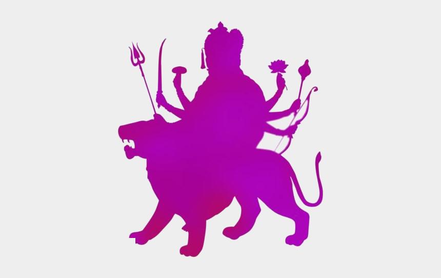 lord saraswathi clipart, Cartoons - God Durga Devi Png