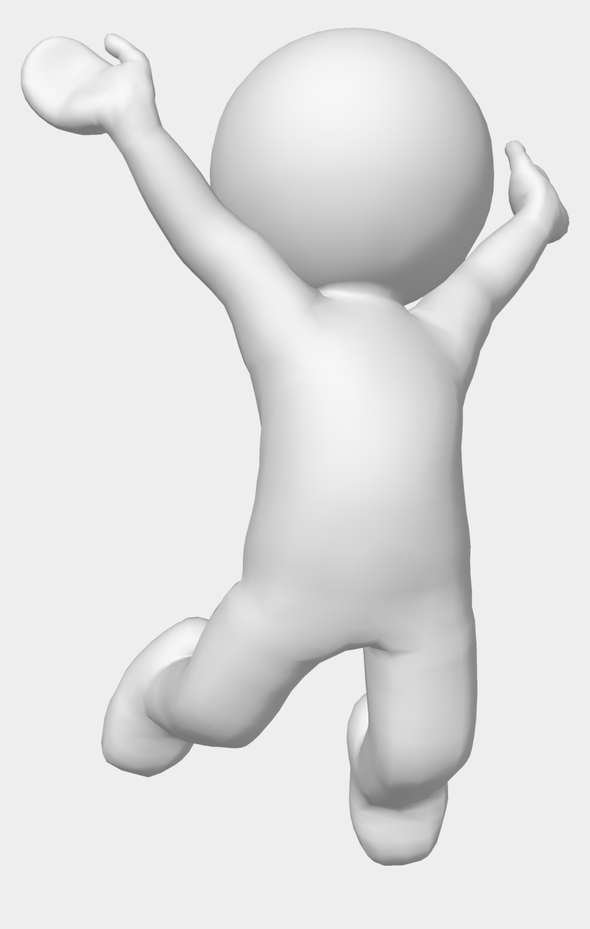 man thinking clipart 3d, Cartoons - Man Icon 3d Png