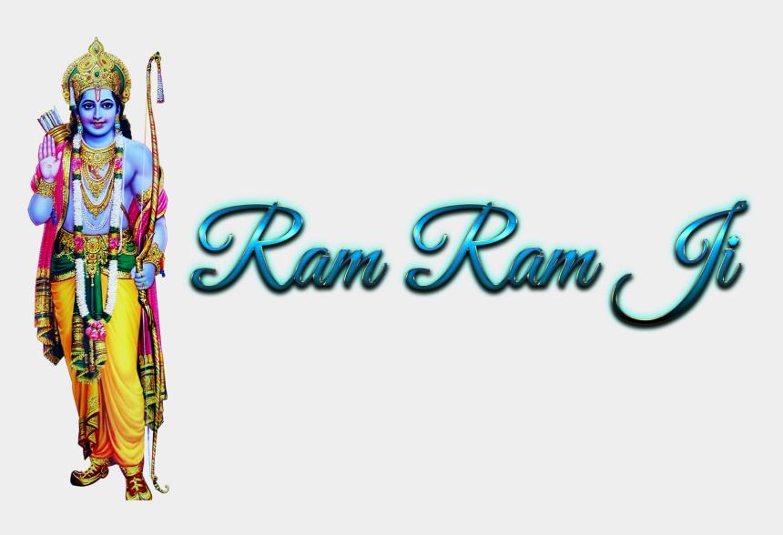 lord ram clipart, Cartoons - Transparent Lord Rama Png