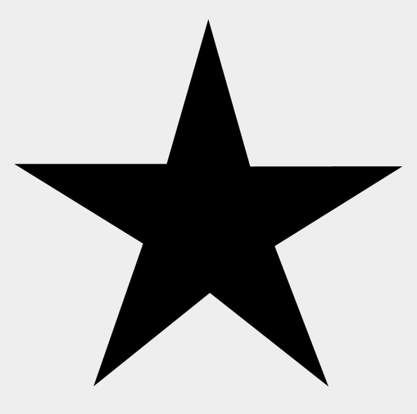 star silhouette clipart, Cartoons - Black Star In Ghana Flag