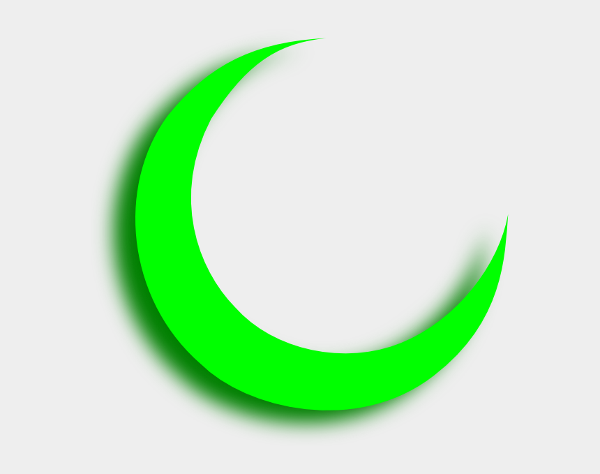 moon clip art free, Cartoons - Clipart Of Crescent Shape