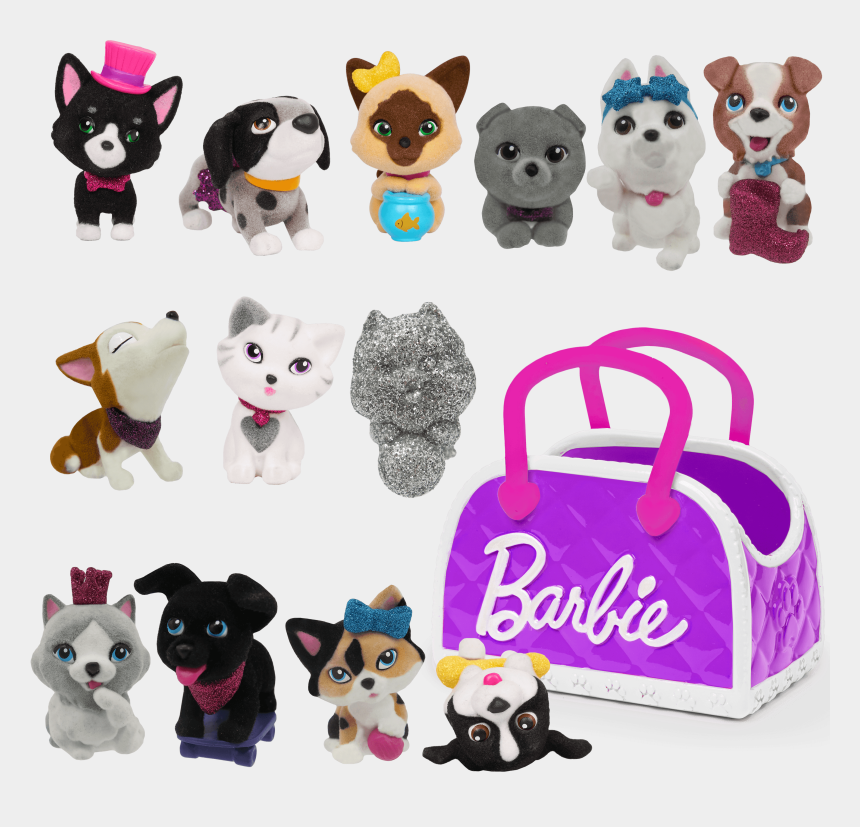 puppy dog pals clip art, Cartoons - Barbie Pets Blind Bags