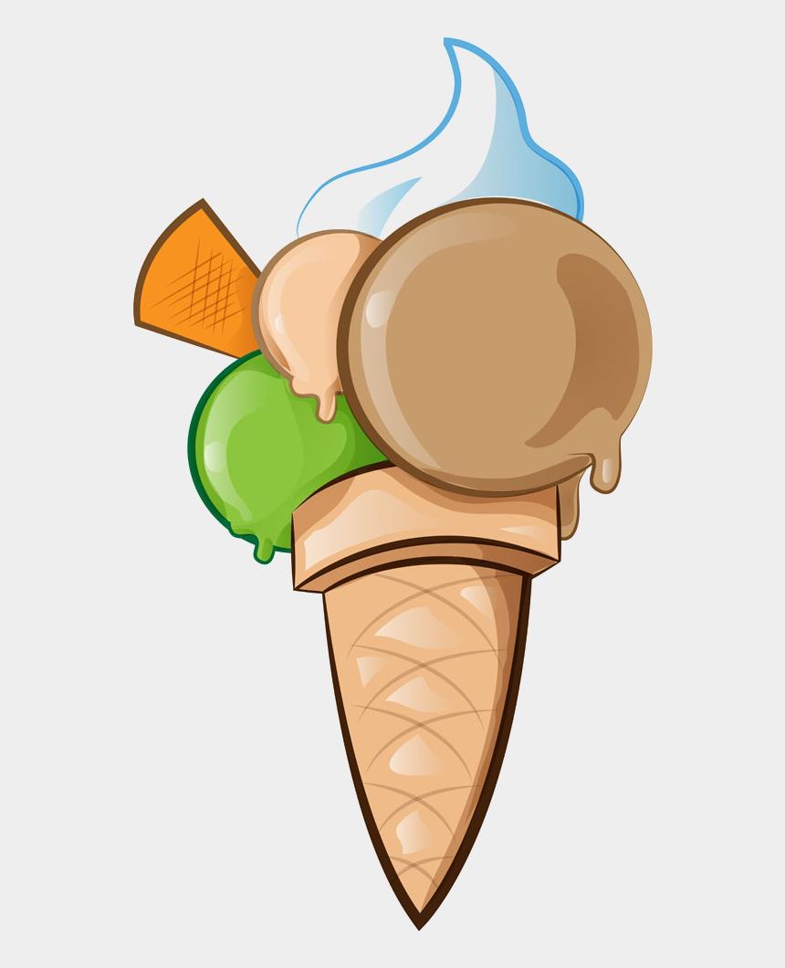 ice cream cone images clip art, Cartoons - Ice Cream Thumbs Up