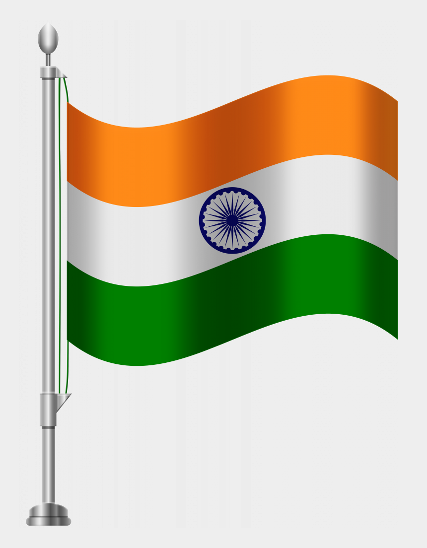 kids with indian flag clipart, Cartoons - Indian Flag Clipart