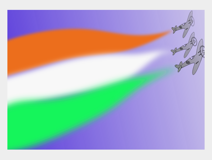 kids with indian flag clipart, Cartoons - Indian Flag Png