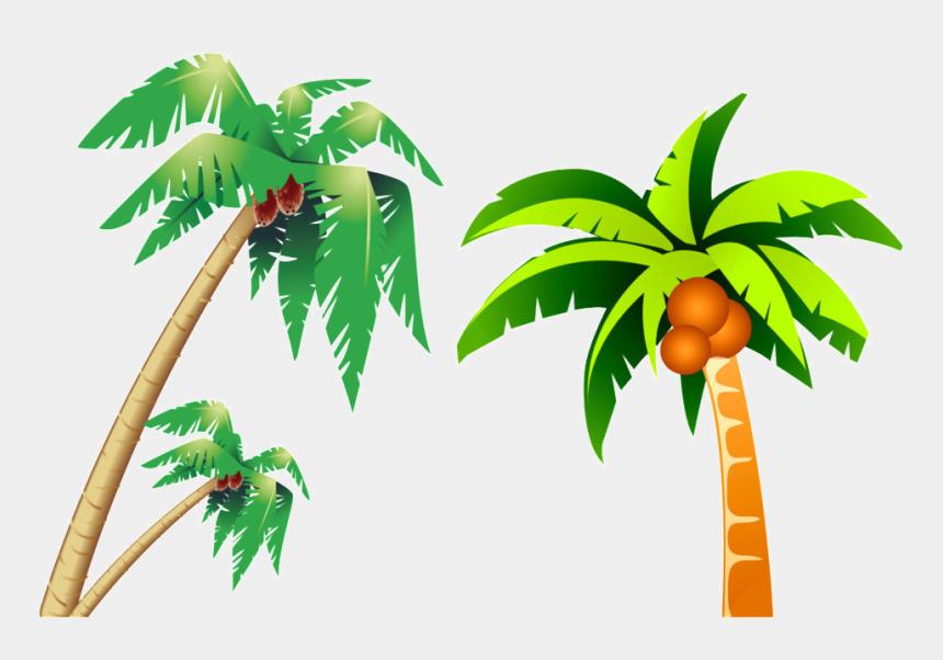 redwood tree clip art, Cartoons - Cartoon Coconut Tree Png