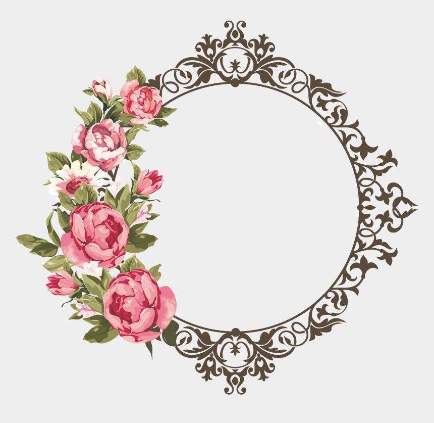 wedding mandap clipart, Cartoons - Monograma Floral Fundo Transparente
