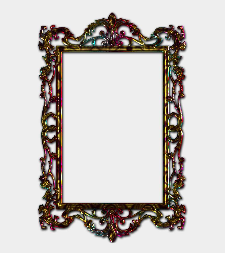 antique clip art, Cartoons - Antique Borders And Frames