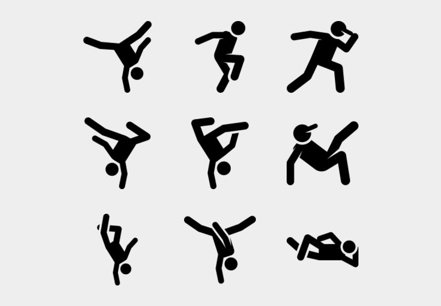 hip hop dance clip art, Cartoons - Hip Hop Flat Icon