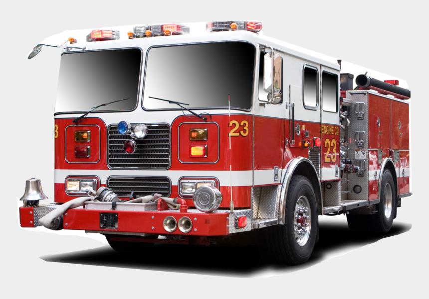 clipart fire truck, Cartoons - Fire Truck High Resolution