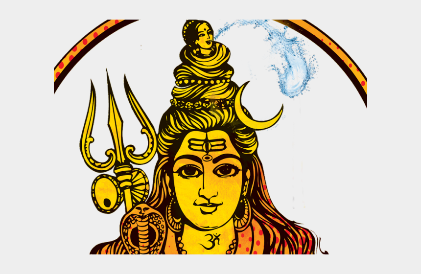 krishna clipart png, Cartoons - Lord Shiva Logo Png