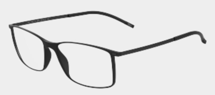 eye glasses clip art, Cartoons - Silhouette Urban Lite Fullrim 2902