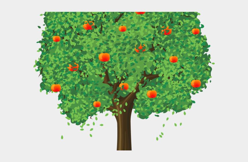 neem tree clipart, Cartoons - Fruit Tree Cartoon Png