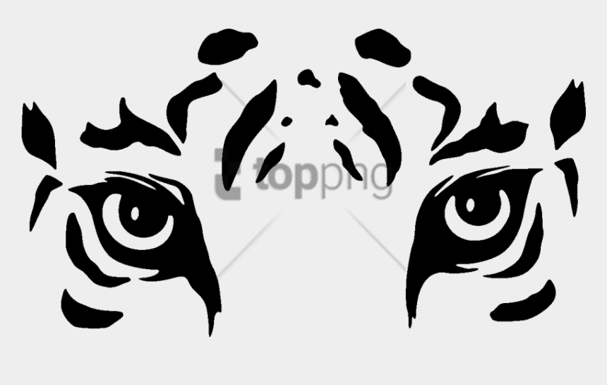 eye images clip art, Cartoons - Tiger Eyes Png