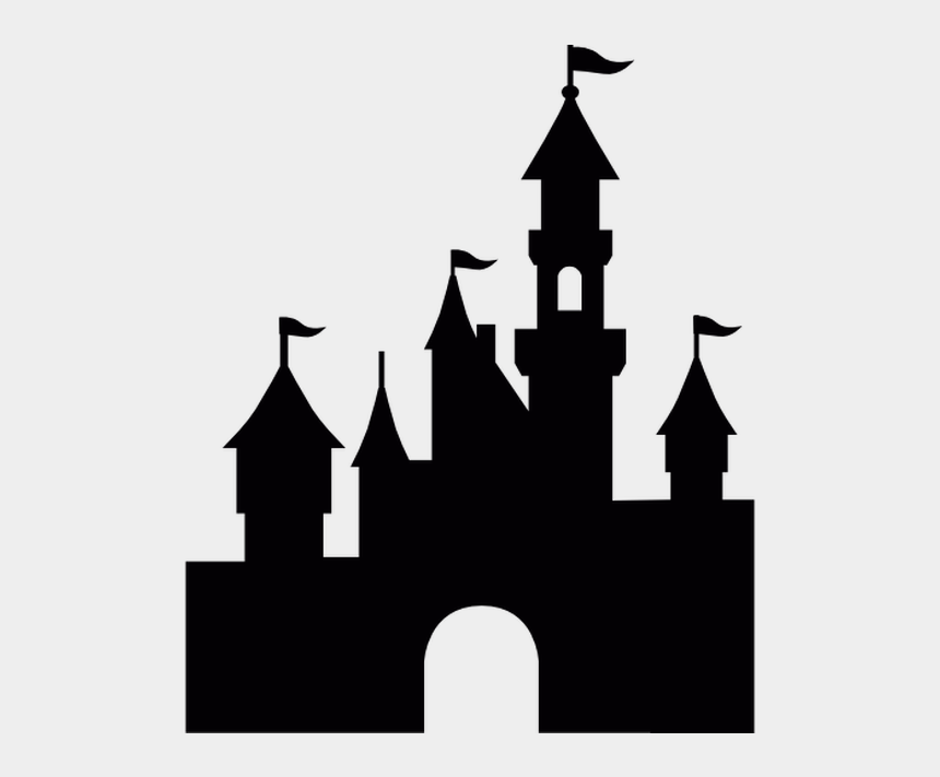 cinderella s castle clipart, Cartoons - Transparent Fairy Tale Clipart