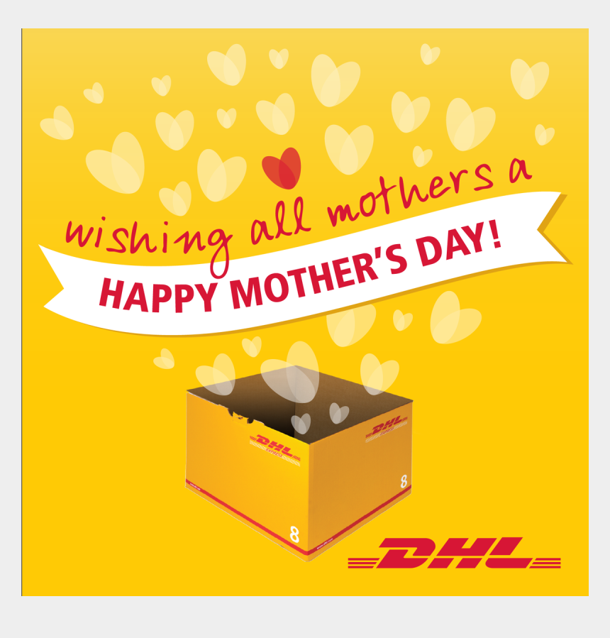 happy mother s day clipart, Cartoons - Dhl Happy Mothers Day