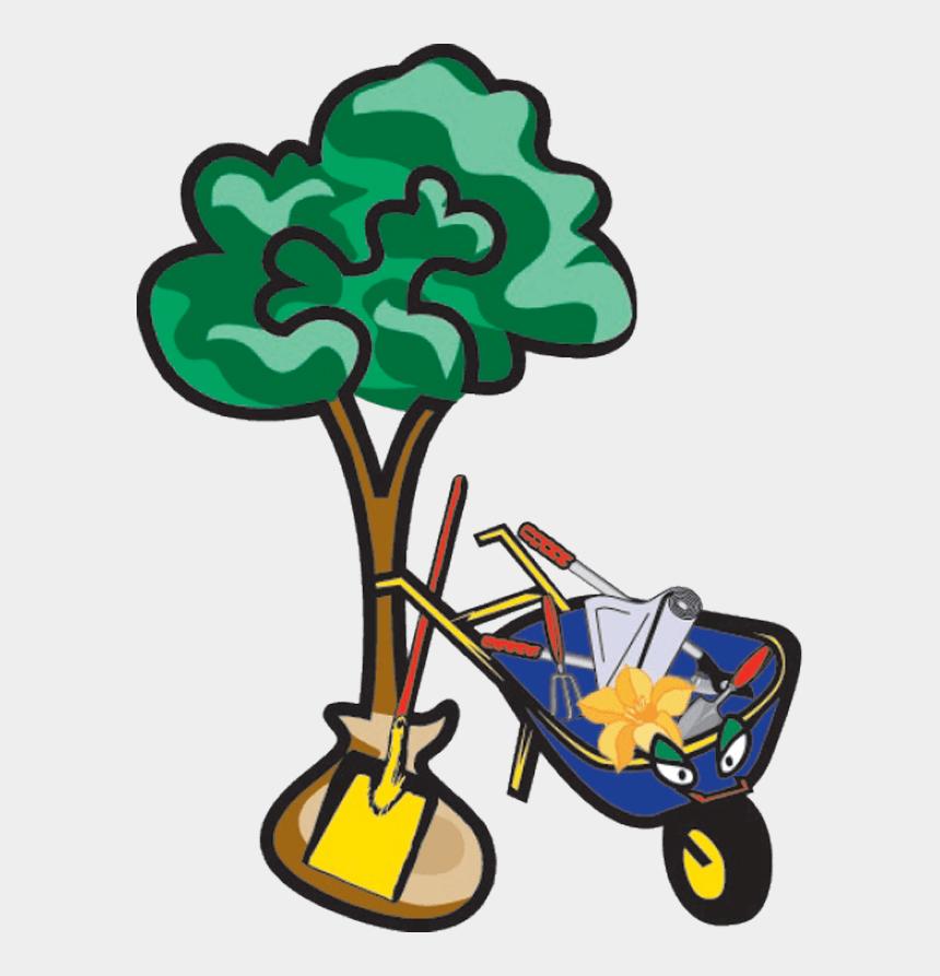 lawn care clip art, Cartoons - Clip Art