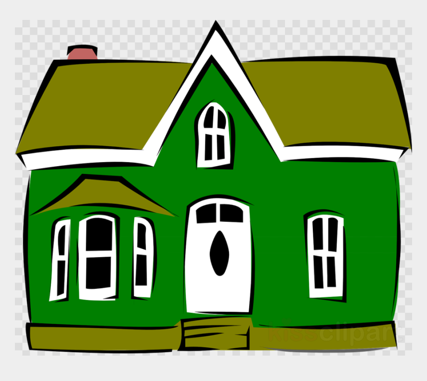 gingerbread house clip art, Cartoons - House Clip Art