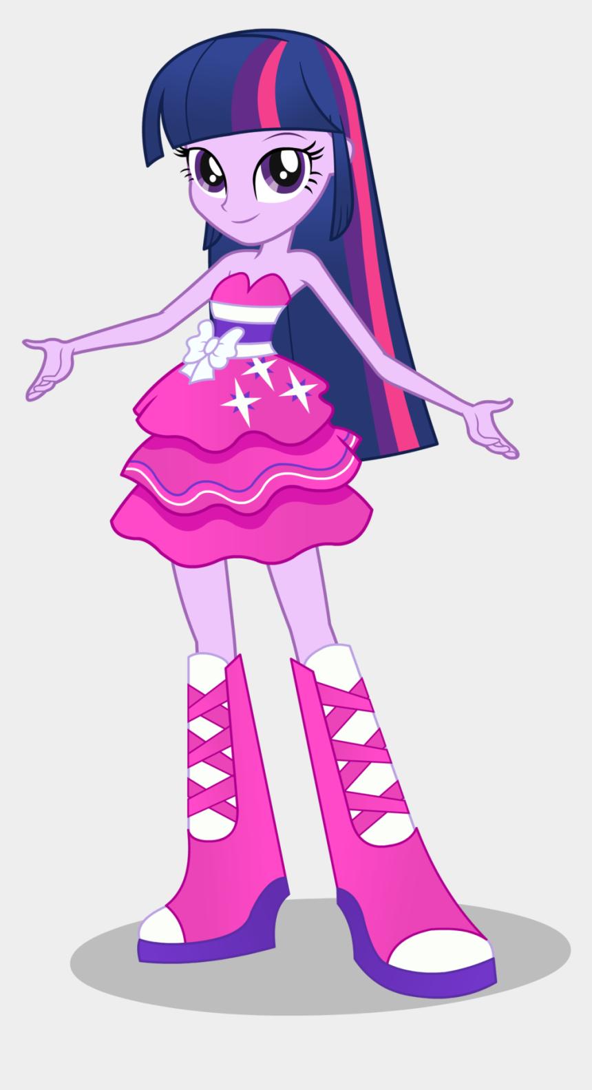 girls clipart, Cartoons - Twilight Sparkle Equestria Girl Dress