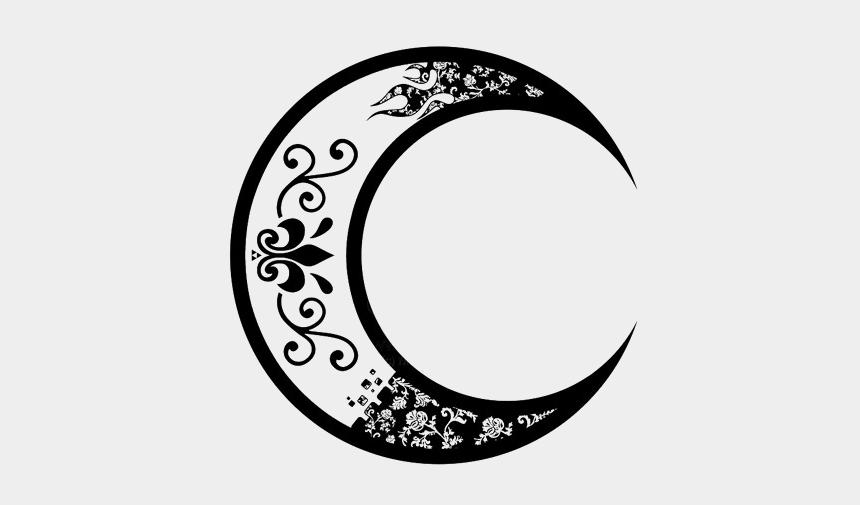 half moon clipart png, Cartoons - Drawings Of A Crescent Moon