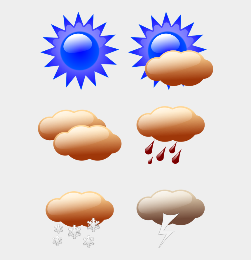 weather symbols foggy clipart, Cartoons - Weathers In The Philippines