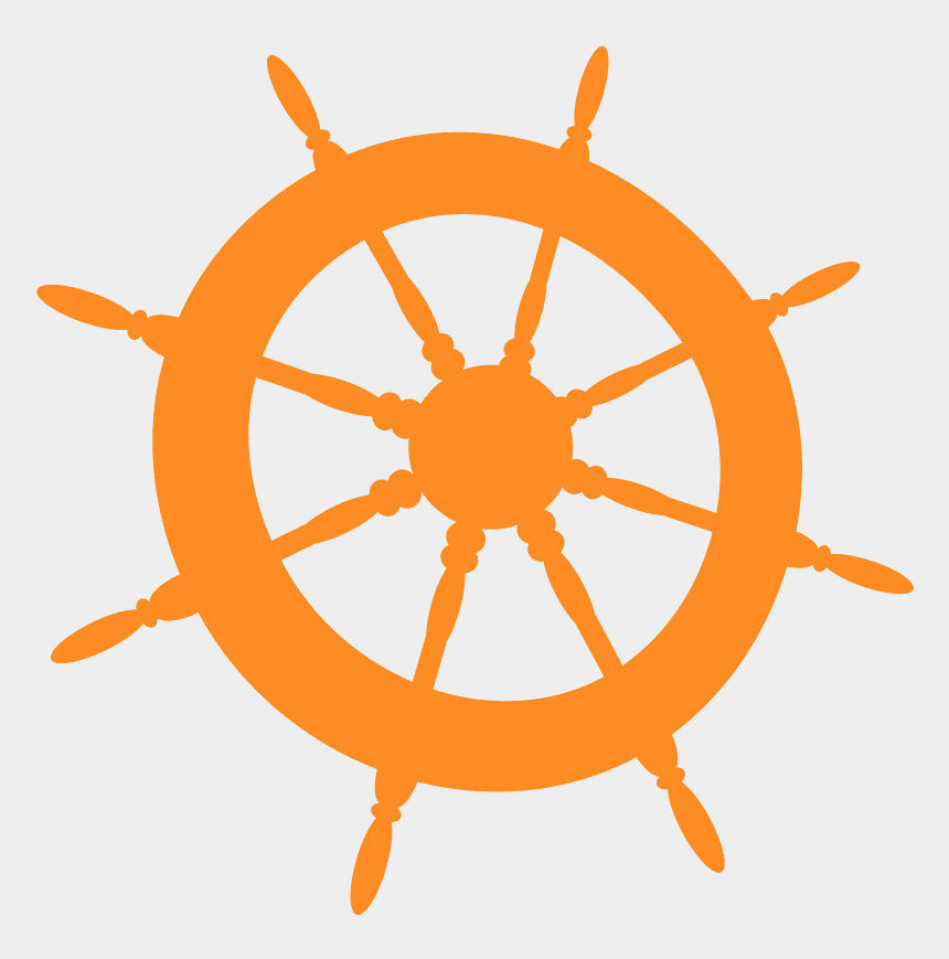 paddle wheel boat clipart, Cartoons - Sailboat Steering Wheel