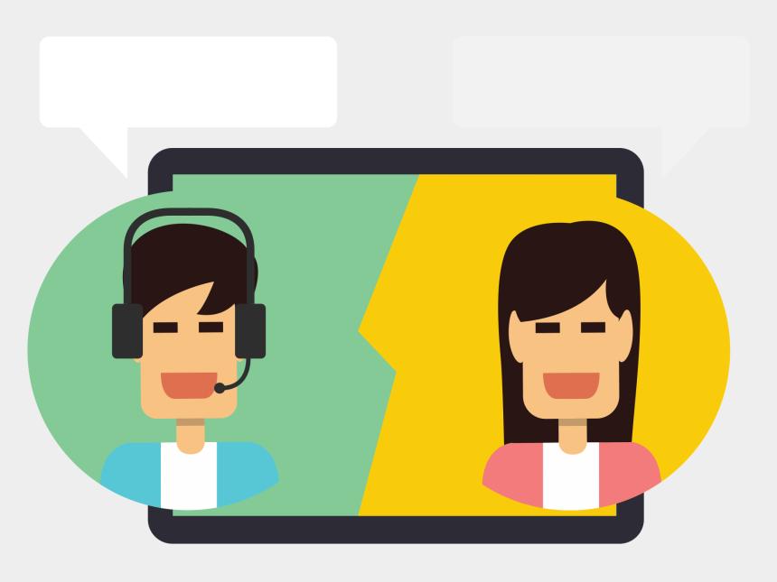 female executive clipart, Cartoons - Animated Customer Service Agents