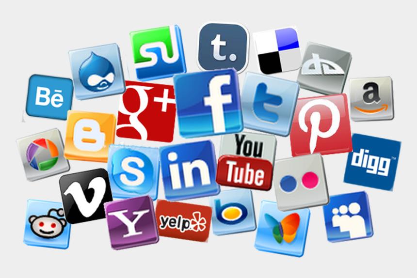 komunidad noon at ngayon clipart, Cartoons - Social Networking Service