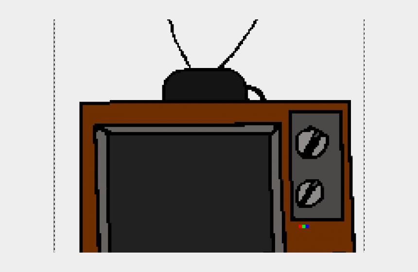 old school phone clipart, Cartoons - Old School Cartoon Tv