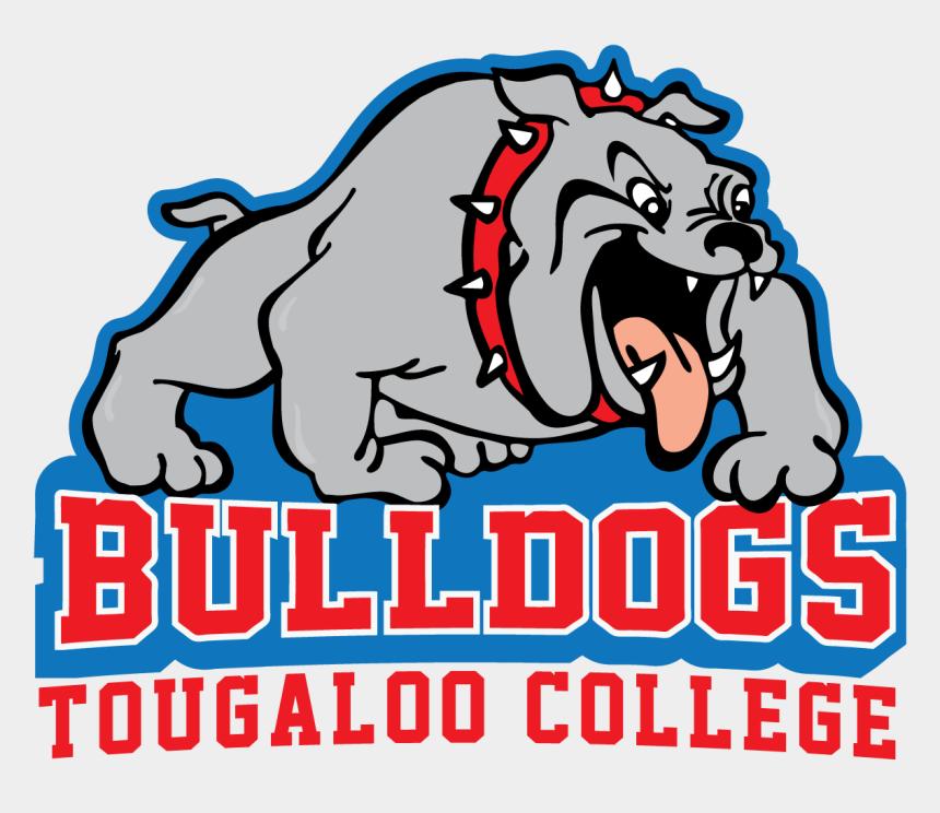 free mississippi state bulldog clipart, Cartoons - Tougaloo College Athletics Logo