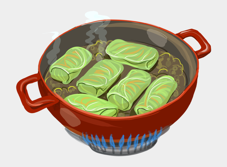 cabbage roll clip art, Cartoons - Cabbage Roll Clipart