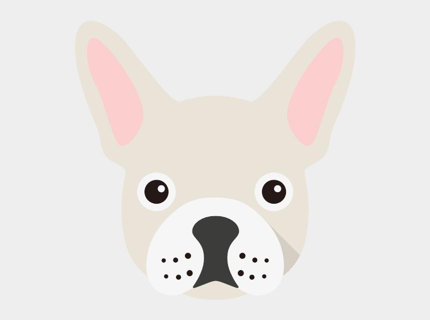 clipart french bulldog puppy, Cartoons - Companion Dog