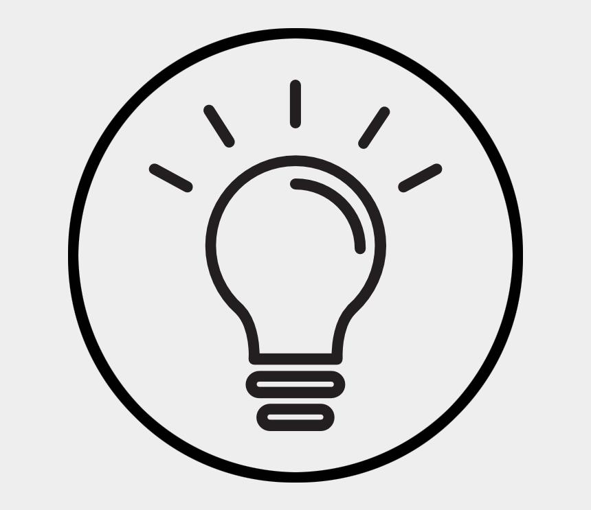 electrician images clip art, Cartoons - Incandescent Light Bulb