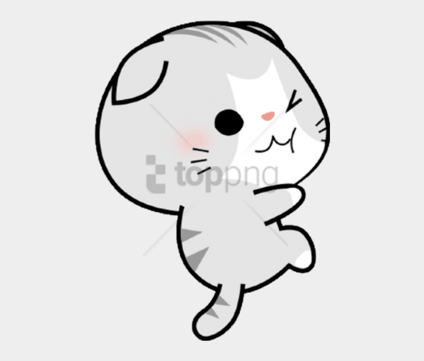 tissues clipart black and white, Cartoons - Kawaii Stickers Transparent Background