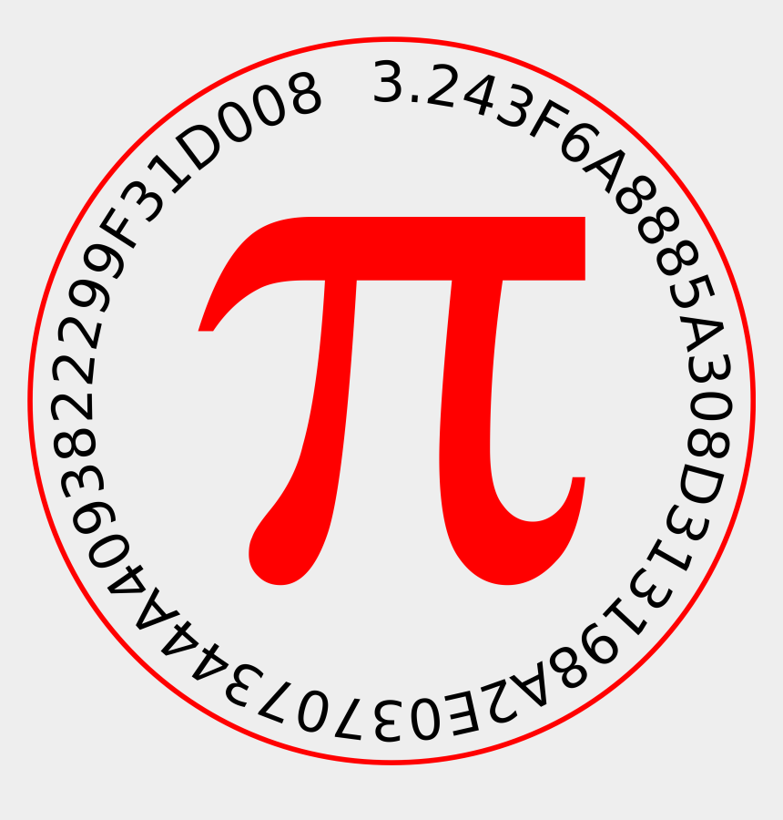 long division symbol clip art, Cartoons - Creative Pi Day Posters