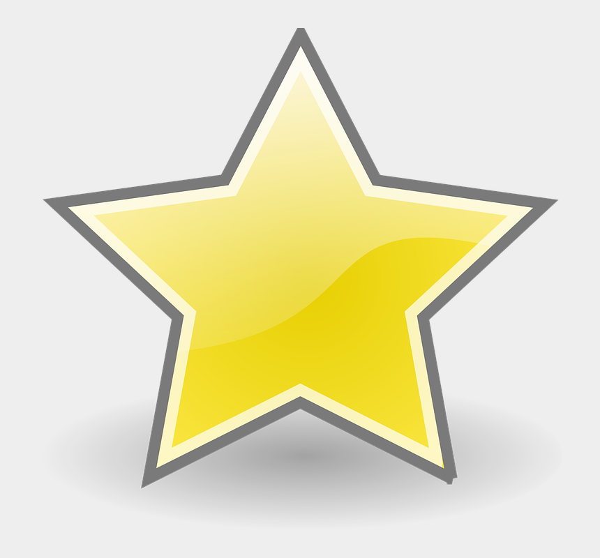 shine clip art free, Cartoons - Star Design Clip Art