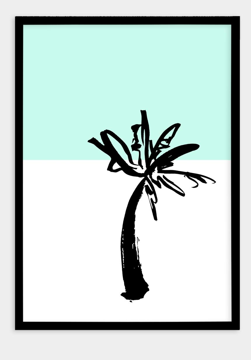 neon palm tree clip art, Cartoons - Clip Art