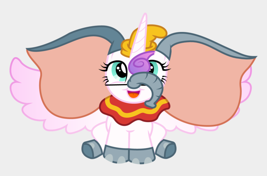 baby dumbo clip art, Cartoons - My Little Pony Dumbo