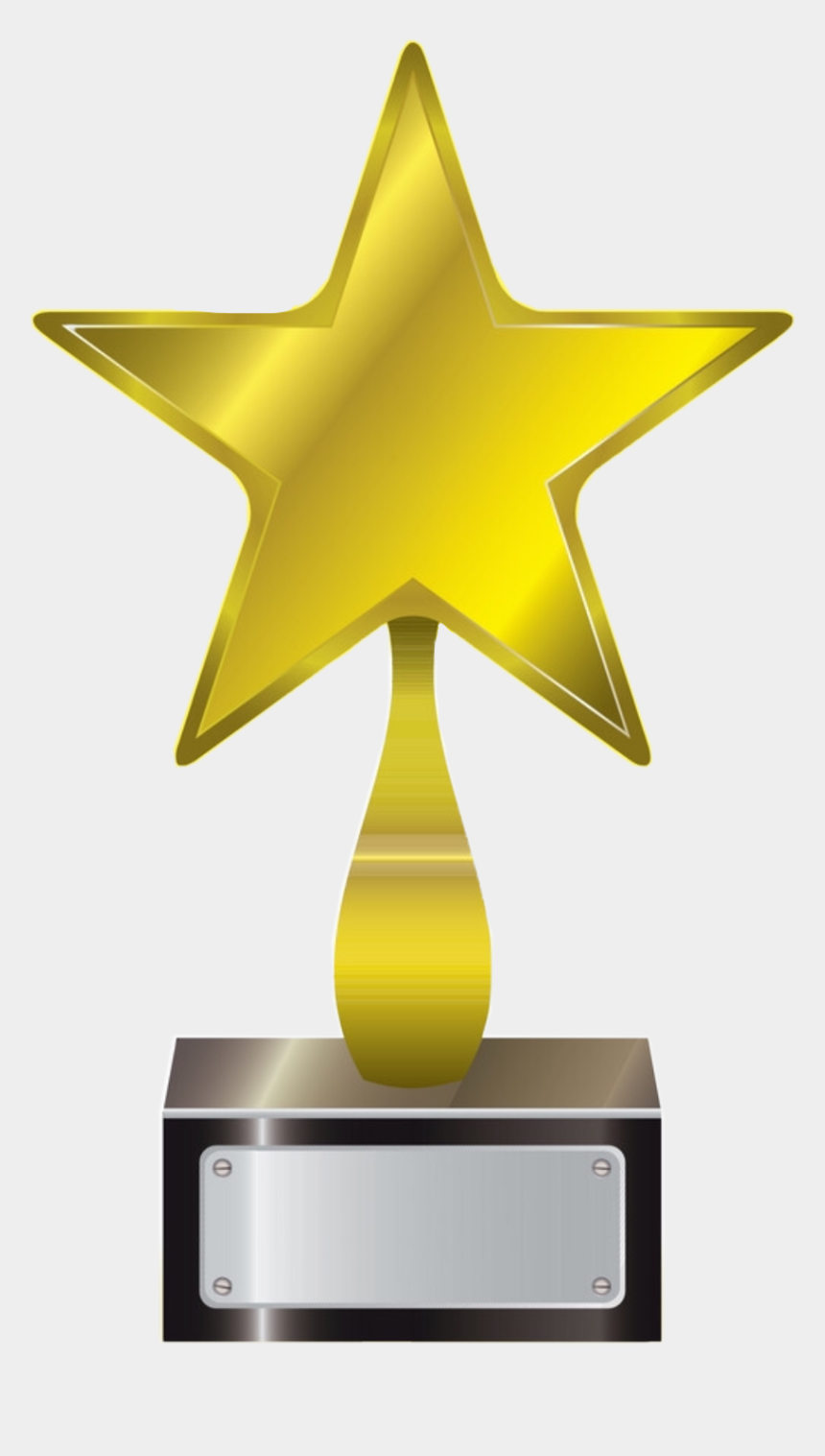 star reward clipart, Cartoons - Star Achievement Award
