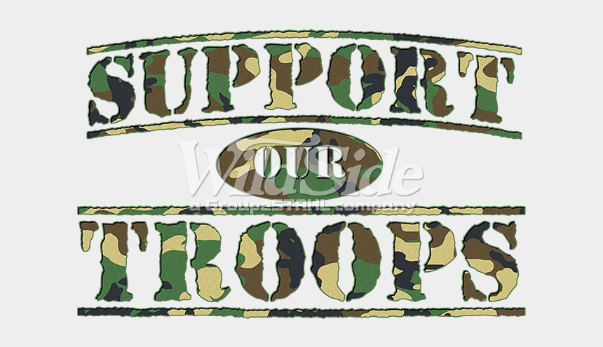 support our troops clipart, Cartoons - Support Our Troops Png