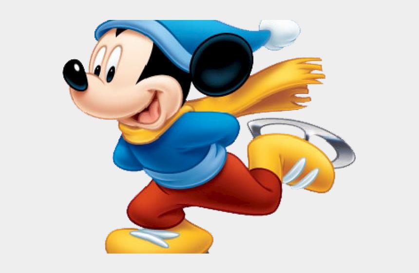 ice skating clipart, Cartoons - Mochilas De Los Tres Mosqueteros Mickey Goofy Y Donald