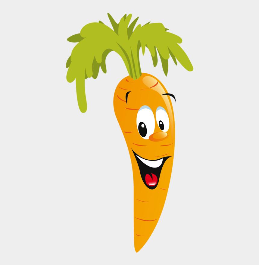 carrot clipart, Cartoons - Clipart Houses Carrot - Frutas Y Verduras Animadas En Png
