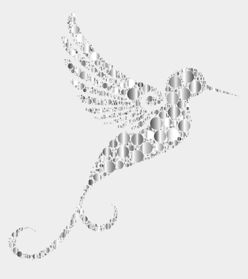 hummingbird clipart, Cartoons - Prismatic Circles No Background - Illustration