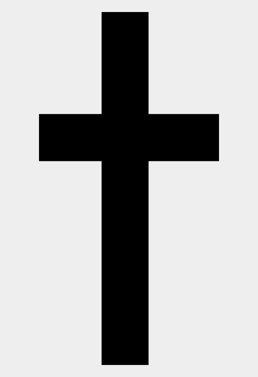 tombstone clipart, Cartoons - Tombstone Clipart Funeral - Christian Cross Png