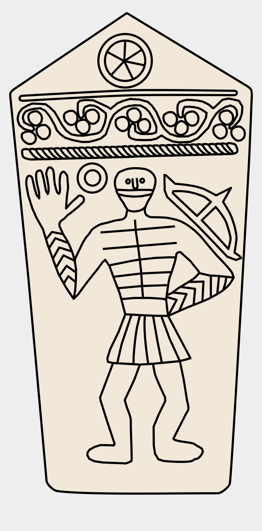 tombstone clipart, Cartoons - Tombstone Drawing Png - Bosnian Tombstone