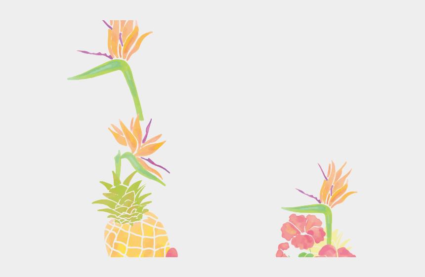 pineapple clipart, Cartoons - Pineapple Clipart Borders - Free Pineapple Clip Art Border