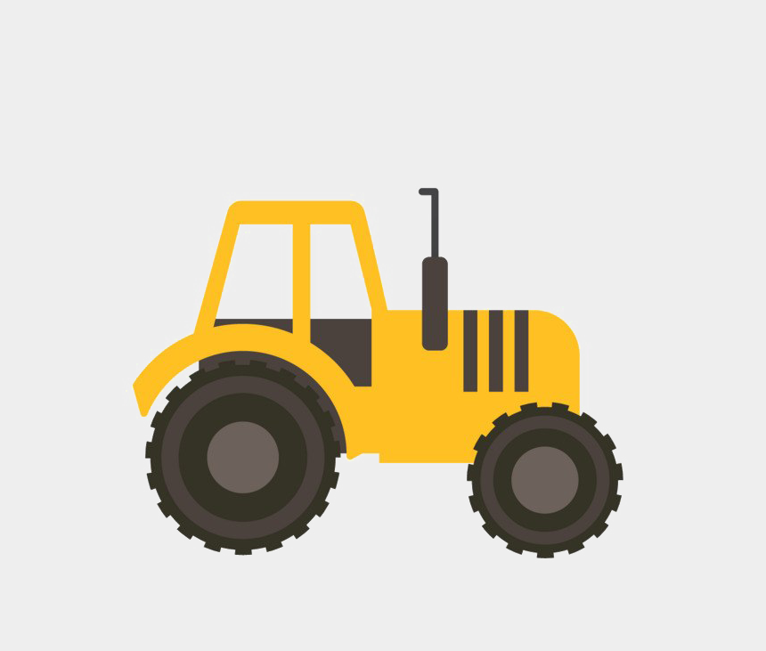 tractor clipart, Cartoons - Tractor Png Clipart Background - Tractor Amarillo Infantil