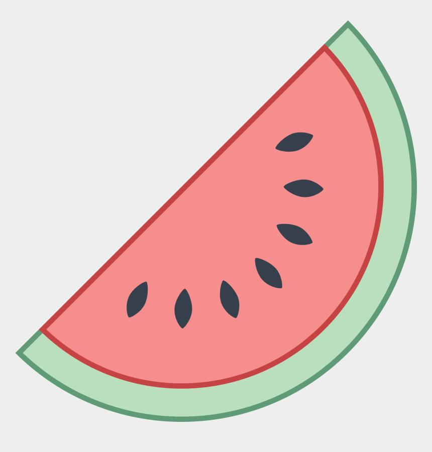 watermelon clipart, Cartoons - Kawaii Food Cute Easy Drawings